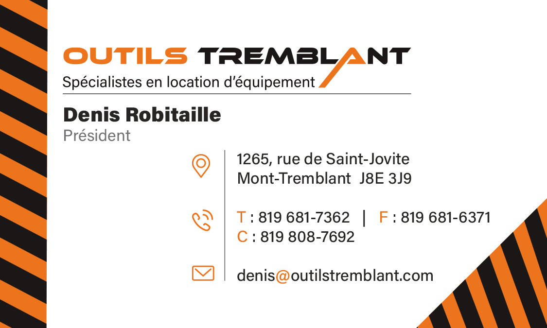 Outils Tremblant