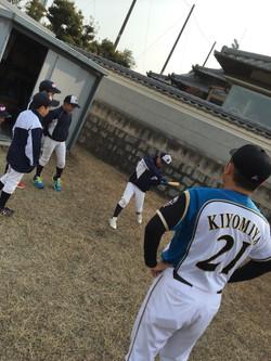 リトル清宮 少年野球イベント_190122_0006