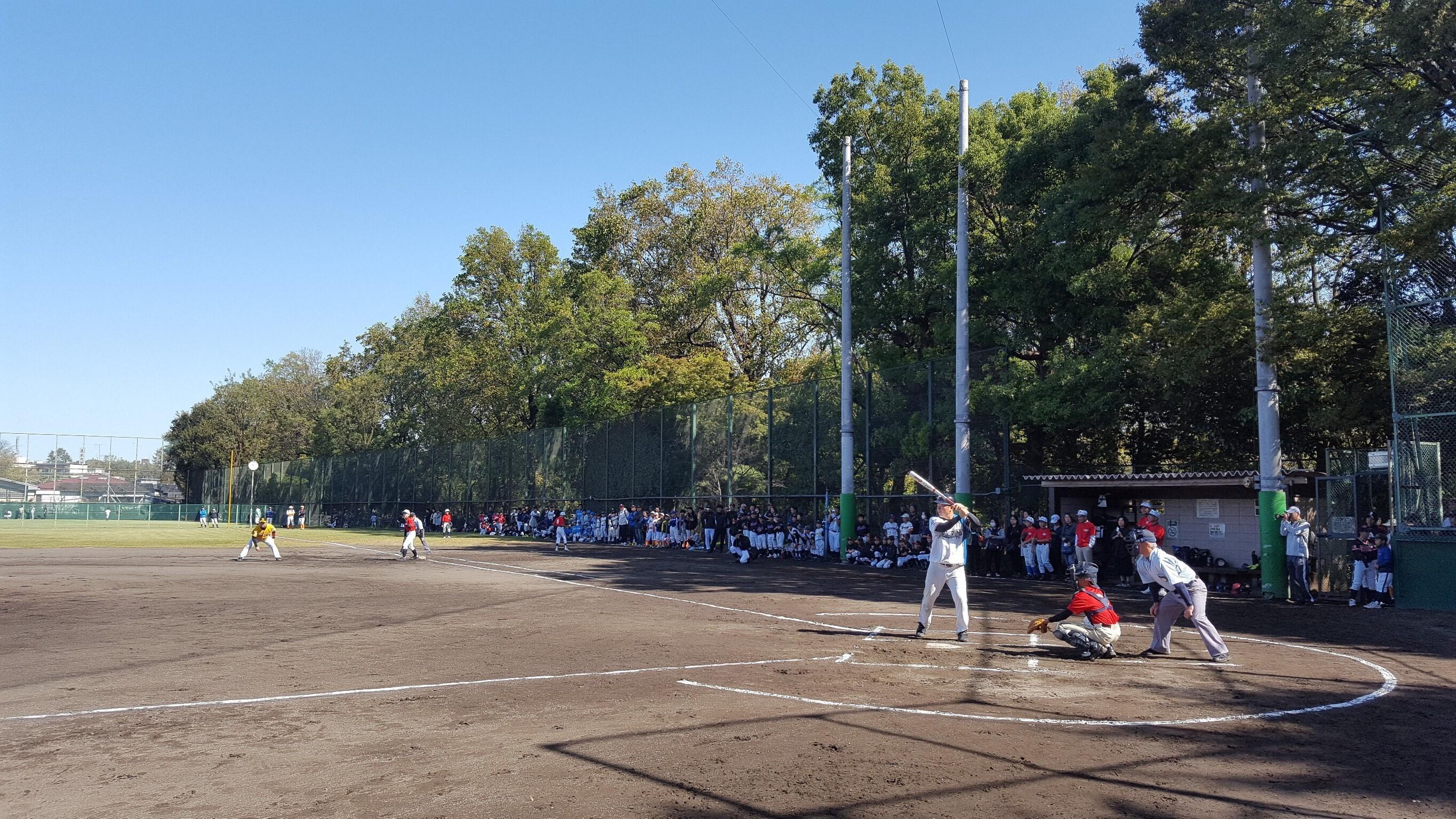 リトル清宮 少年野球イベント_190122_0008