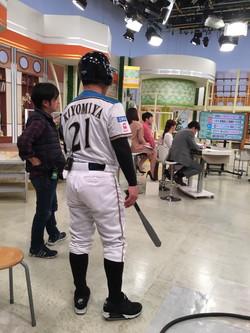 リトル清宮 テレビ_190122_0011