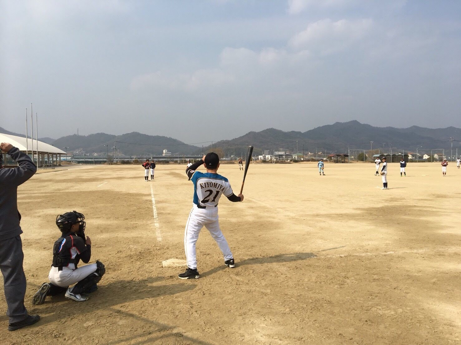 リトル清宮 少年野球イベント_190122_0001