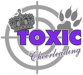 Toxic New Logo - Purple w Black Outline.
