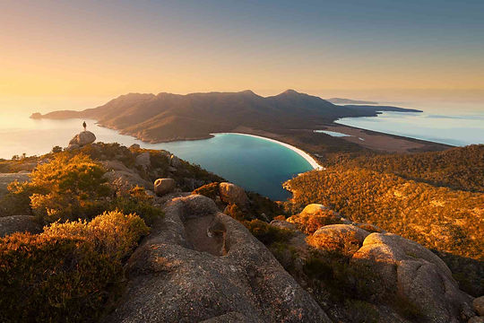 133522-56-Wineglass Bay by Matt Donovan-