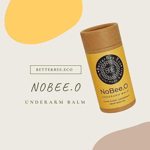Wholesale: NoBee.O Underarm Balm - Ylang Ylang + Grapefruit