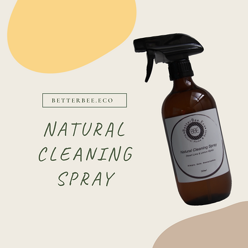 Natural Cleaning Spray