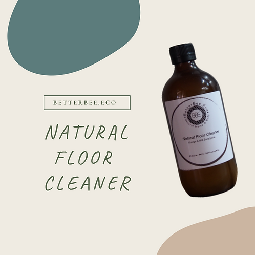 Natural Floor Cleaner