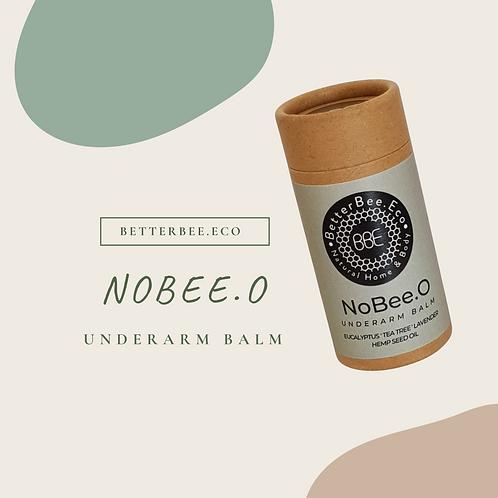 NoBee.O Underarm Balm - Eucalyptus + Tea Tree + Lavender
