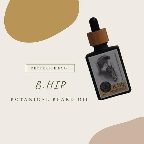 Wholesale: B.Hip Botanical Beard Oil