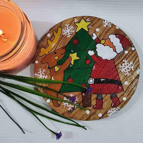 Jingle coaster