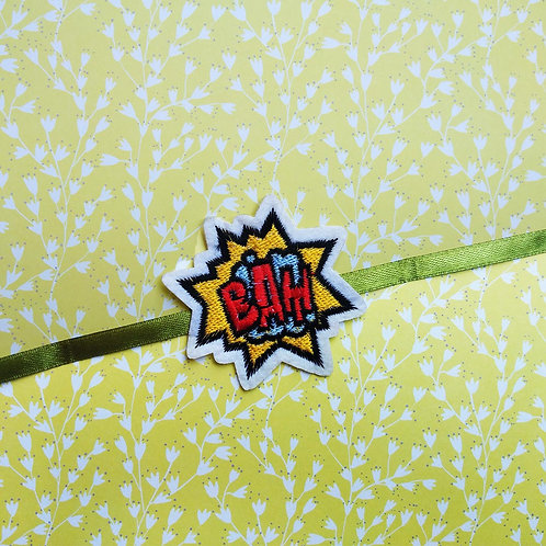 Pop Art Rakhi for Kids