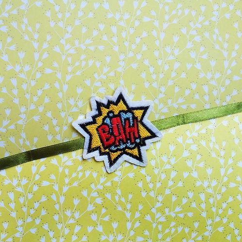 Pop Art Rakhi for Kids