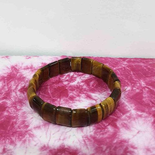 Tiger eye roar wristwear