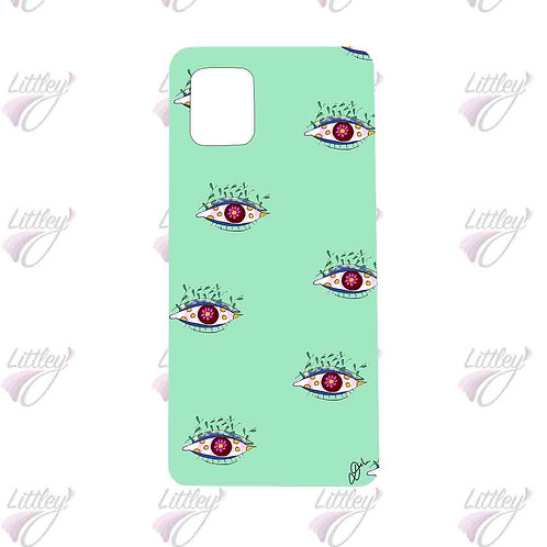 All eyes on me mobile cover