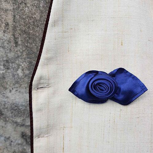 French Rose pocket square