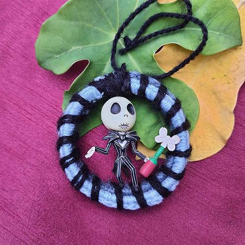 Spooky miniature hanging