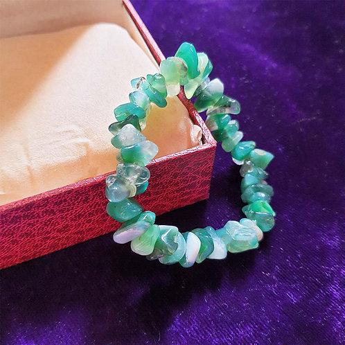 Green onex nature bracelet