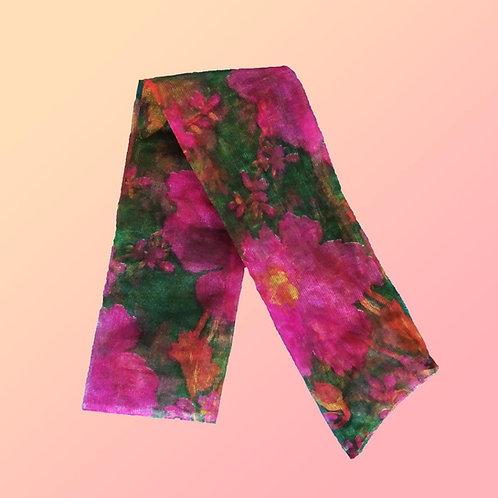 Multicolor net Bandana