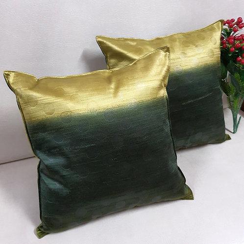 Go green Cushion cover