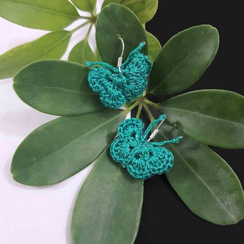 Double layered Crochet earrings