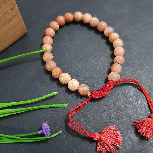 Agate Gemstone bracelet