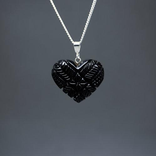 Greenbury Heart Pendant