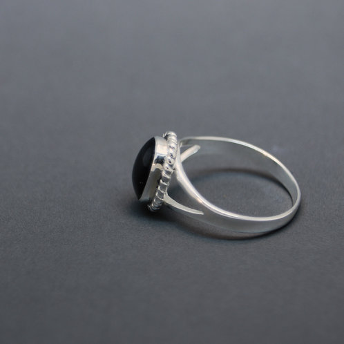 Oval Rope Ring