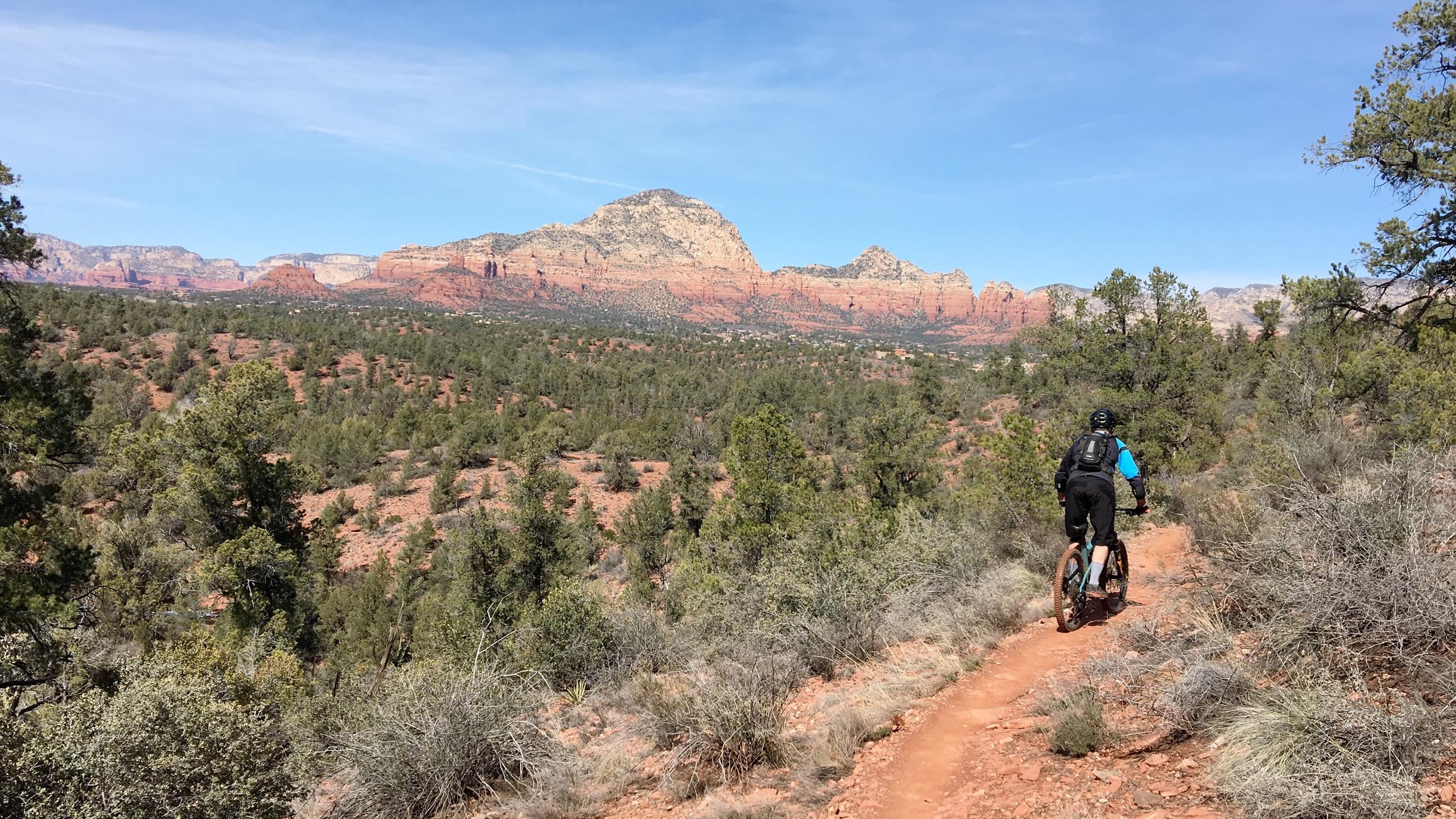 Descending Ridge