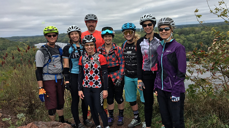 Fall Cuyuna Mountain Bike Weekend