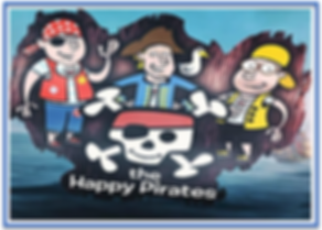 The Happy Pirates at the Kids Day Expo R