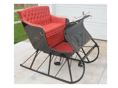 Sleigh #25 Available