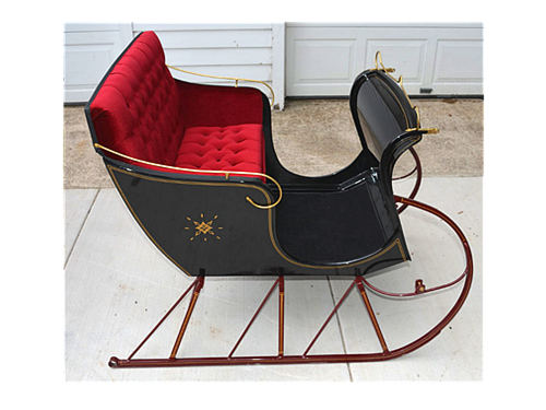 Sleigh #27 Available