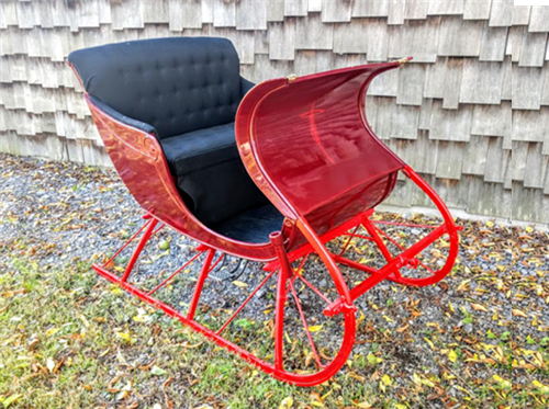 Sleigh #19 Available