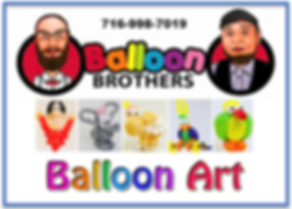 Balloon Brothers at the kids day expo Ro