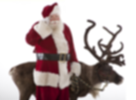 Santa And Reindeer.png