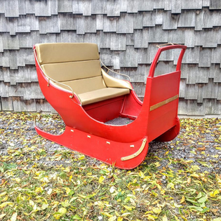 Sleigh #21-Booked
