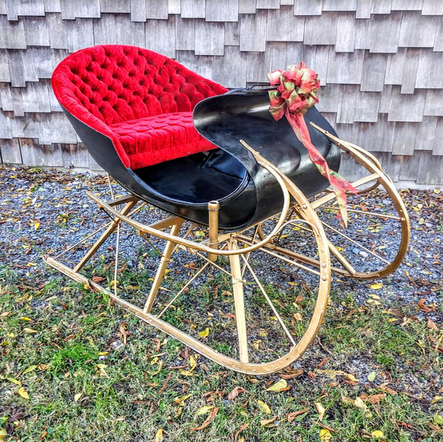 Sleigh #11 Available