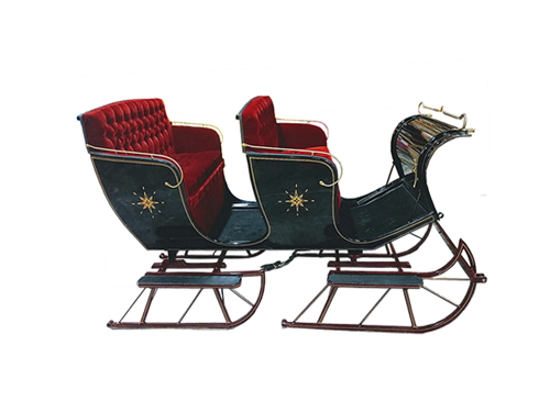 Sleigh #34 Available