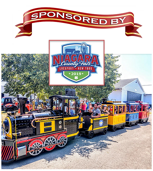 Niagara County Fair Train Ride Photo 5.p