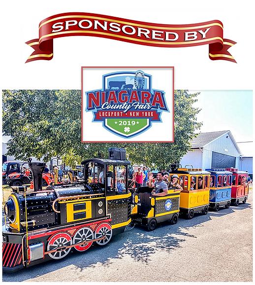 Niagara County Fair Train Ride Photo 5.p