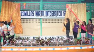 """""""Comillas North Elementary School"""" to """"Comillas North Integrated School"""""""