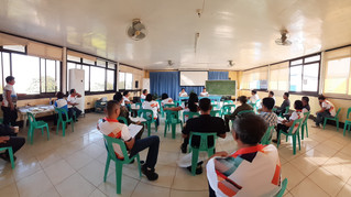EMERGENCY MEETING with the Municipal Mayor, Department Heads and Municipal Officials.
