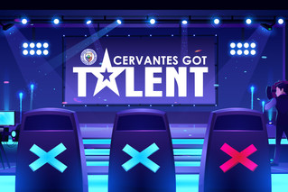 Cervantes Got Talent—went Online