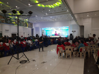 SIGLAT AWARDS - Joined by Municipal Officials, the Mayor, and some Municipal Employees. Vigan City,
