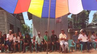 Dinwede West: Barangay Assembly