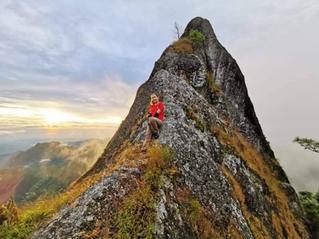 San Luis: Mt. Tuato Trekking
