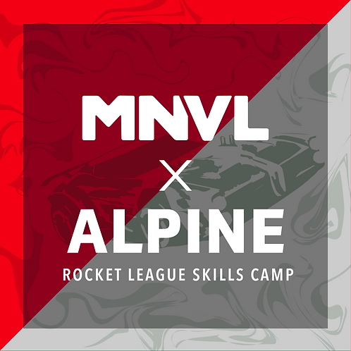 MNVL/Alpine Rocket League Skills Camp (Dates: 7/19-7/30)