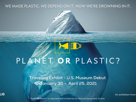 National Geographic Exhibition Makes U.S. Museum Debut at Nauticus