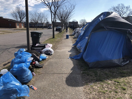 Letter to the Editor: Homelessness in Norfolk