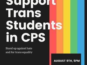 Rally to Support Trans Students in Chesapeake Public Schools
