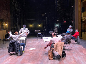 Virginia Stage Company, Public Works Virginia to Present Outdoor Tour: Comedy of Errors